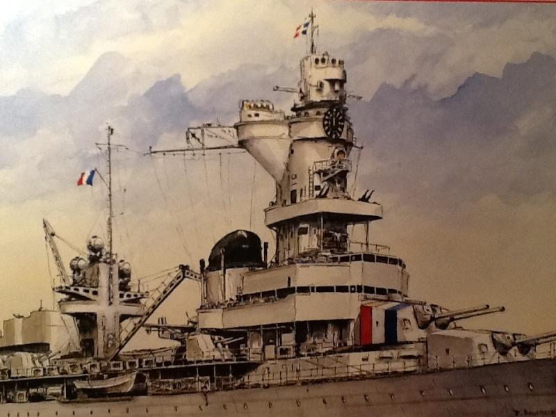 [1/400ème] Croiseur de 10 000t classe ALGERIE. Croise14