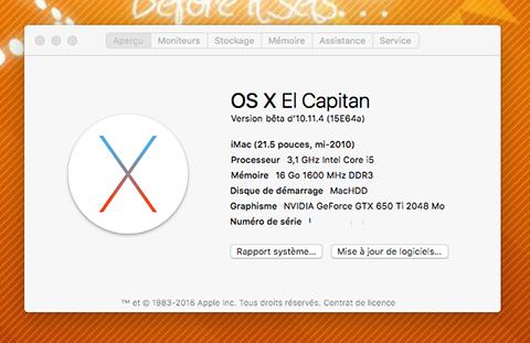 OS X El Capitan Developer Beta Utility.app A_copi10