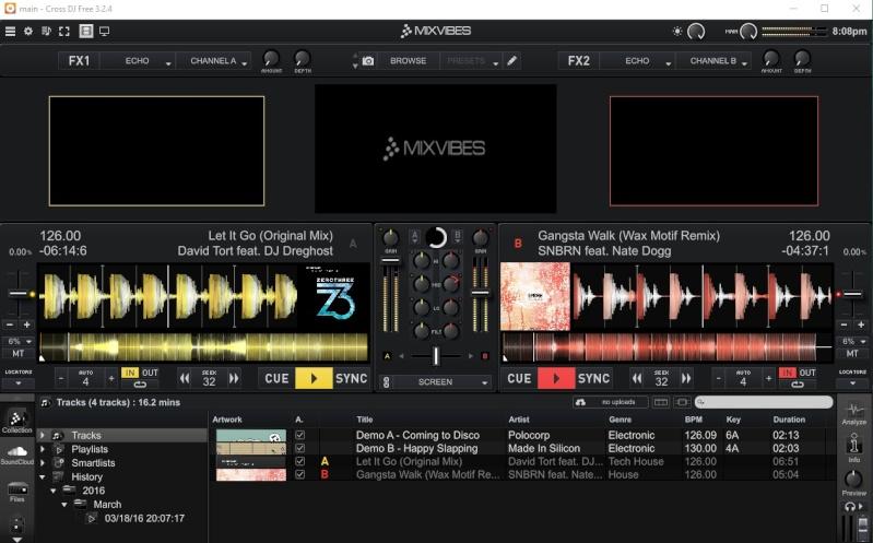 Cross DJ Free 3.4.0 1107