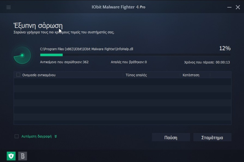 IObit Malware Fighter 3 PRO (Review) 1148