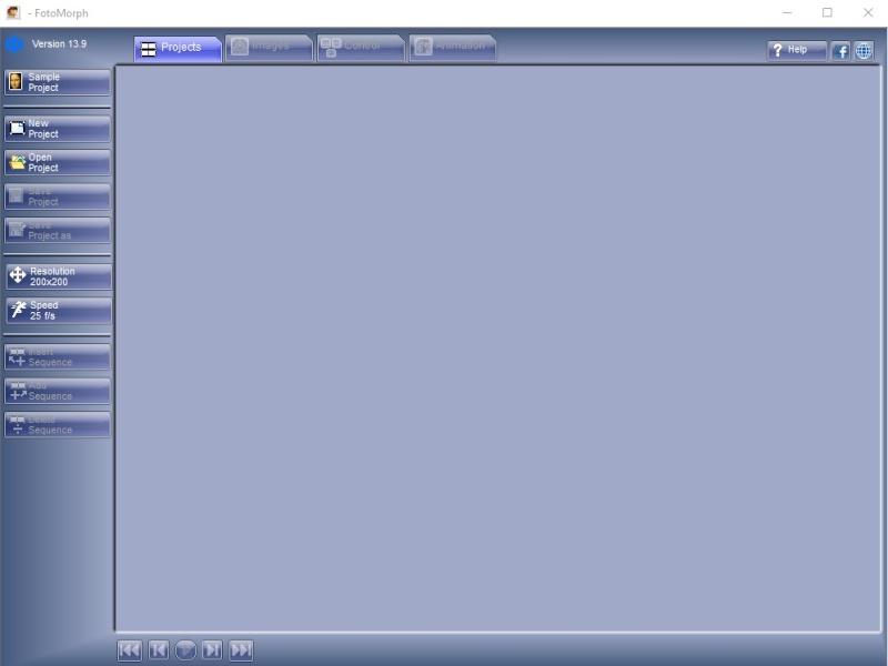 FotoMorph 13.9.1 - δημιουργήσετε κινούμενα σχέδια σε μια φωτογραφία. 1169
