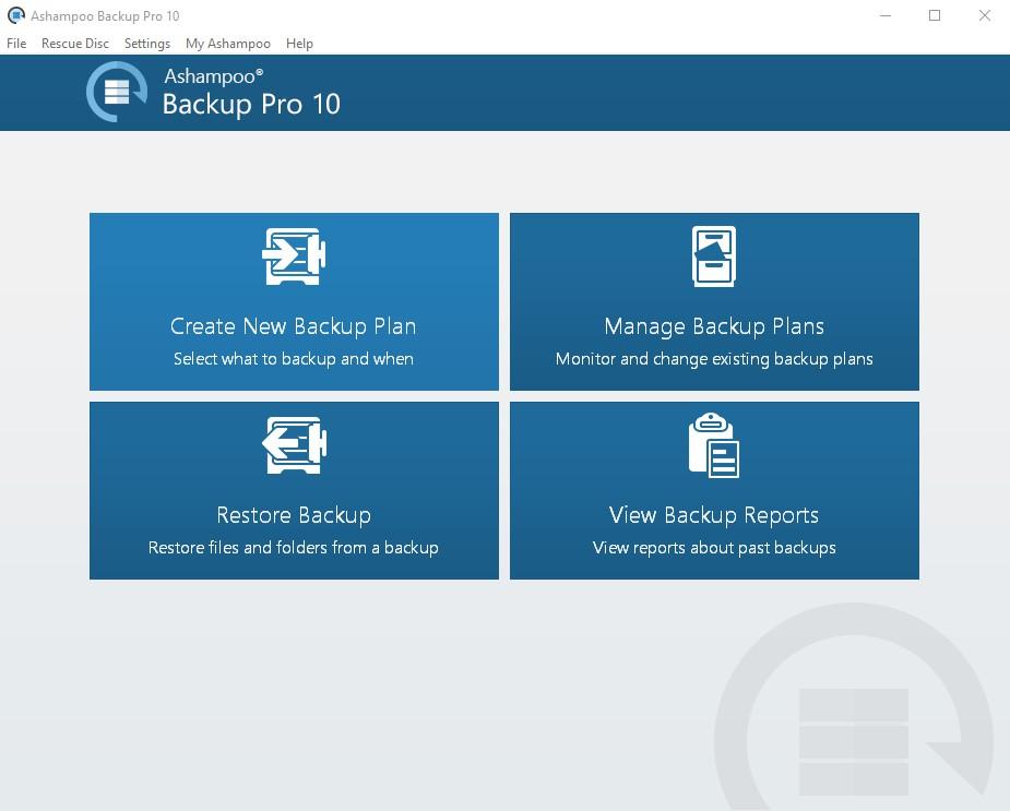 Ashampoo Backup Pro 10 (Review) 119