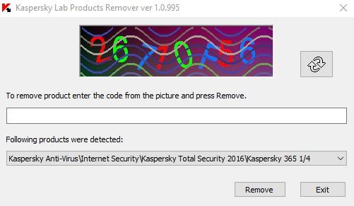 Kaspersky Lab Products Remover 1.0.1319.0 - Διαγράψτε όλα τα ίχνη του Kaspersky 143