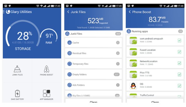 Android: Glary Utilities 3.2.0.966 155