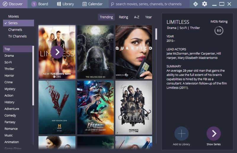 Stremio 4.4.106 - Δείτε online ταινίες και όχι μόνο! 2105