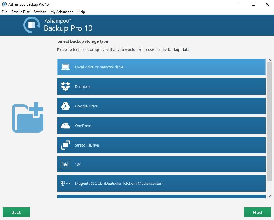 Ashampoo Backup Pro 10 (Review) 219