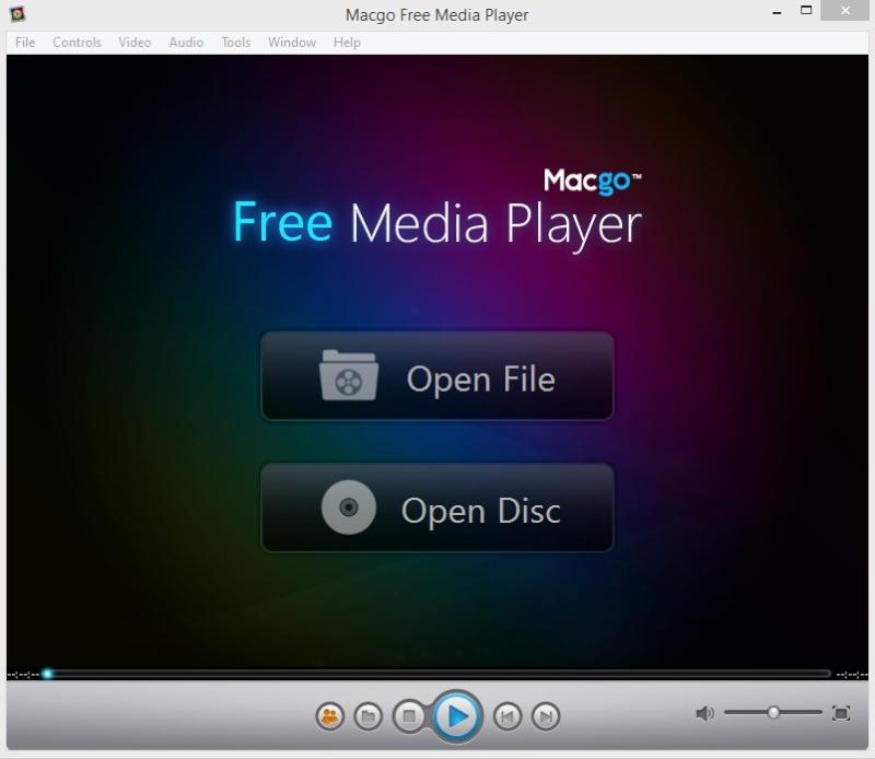 Macgo Free Media Player 2.17.4 285