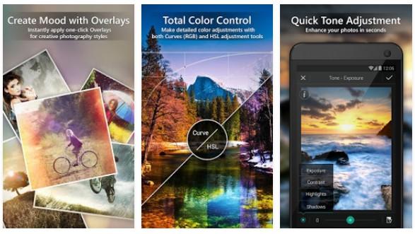 Android: Apple iOS: PhotoDirector 336