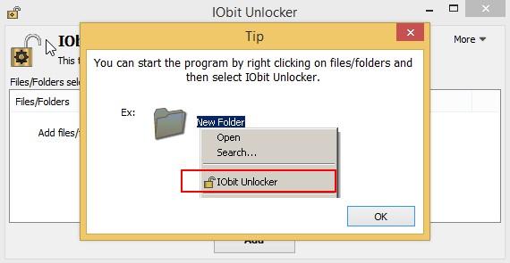 IObit Unlocker 1.1.2.1 410