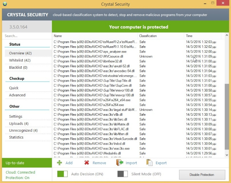 Crystal Security 3.7.0.40 411