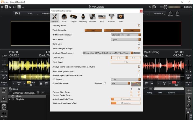 Cross DJ Free 3.4.0 545
