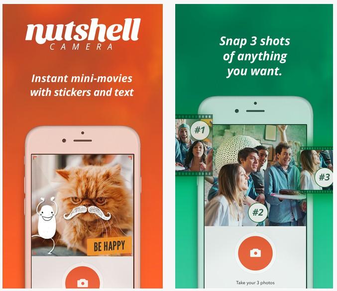 Apple iOS: Nutshell 2.0: Μετατρέπει τις φωτογραφίες σας, σε ταινία μικρού μήκους 717