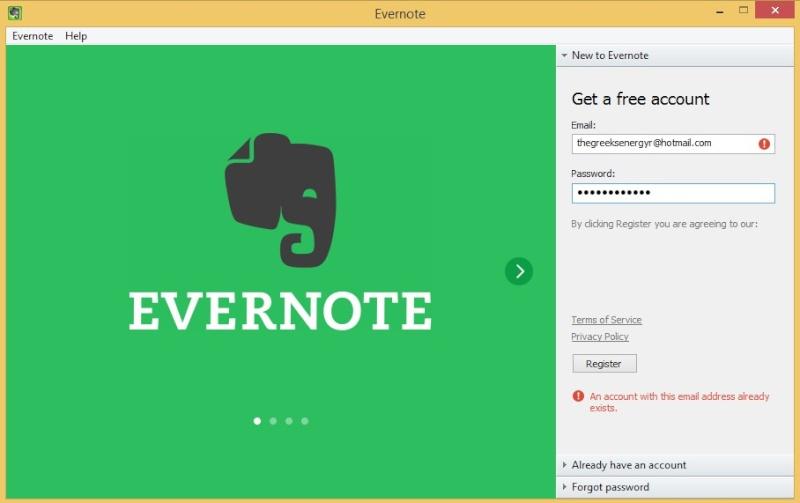 Evernote 6.21.2.8716 - Καταγράψτε όλες τις σκέψεις, τις ιδέες και τις εμπνεύσεις σας 835