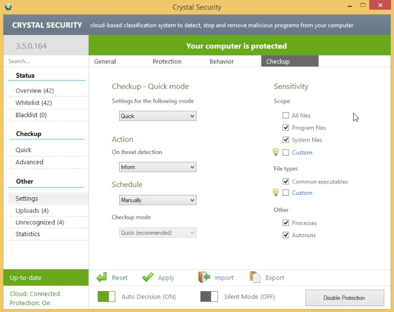 Crystal Security 3.7.0.40 911
