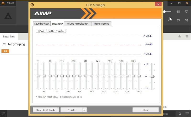 AIMP 4.60 Build 2156 917