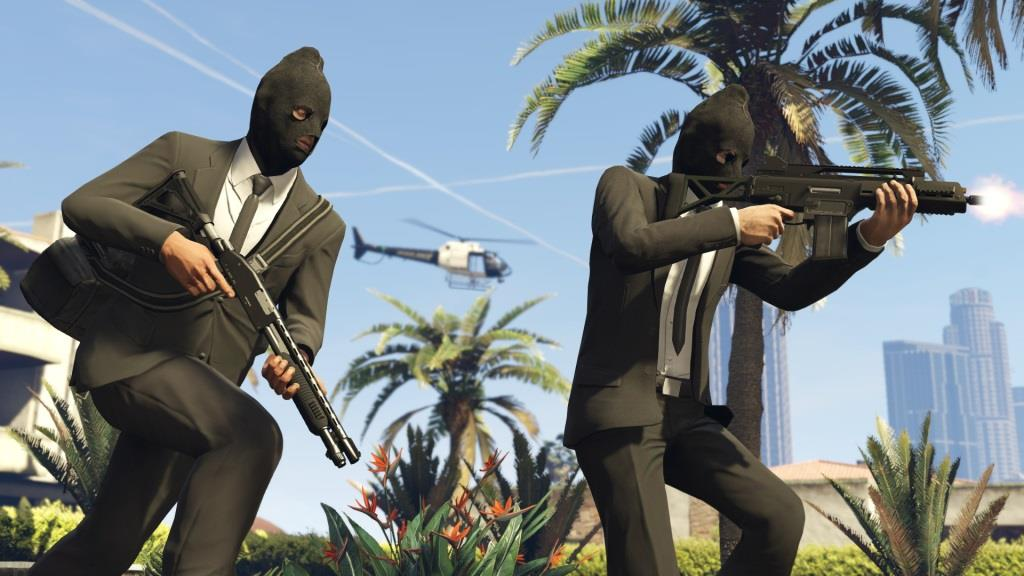 [Gaming Review] Grand Theft Auto V - PC edition Gtav410