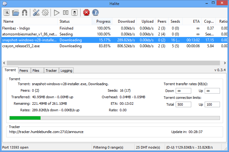 Halite 0.4.0.4 Revision 1333 Halite10