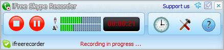 iFree Skype Recorder 7.0.37 - Ηχογραφήστε μια κλήση στο Skype Ifree-10
