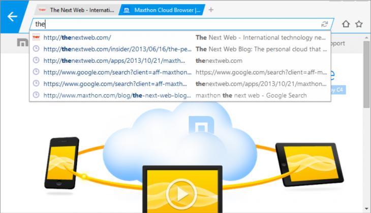 Ο περιηγητής MxNitro για Windows είναι ο ταχύτερος στο κόσμο! Maxtho10