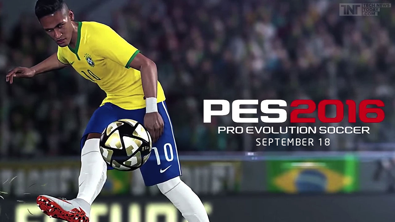 [Gaming Preview] PES 2016 Pes20110