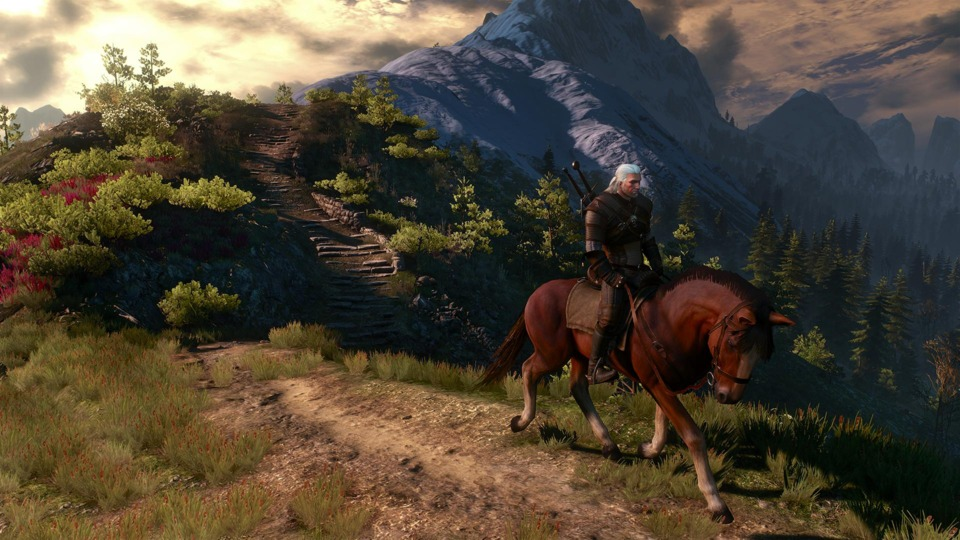 [Gaming Review] The Witcher 3: Wild Hunt Witche13