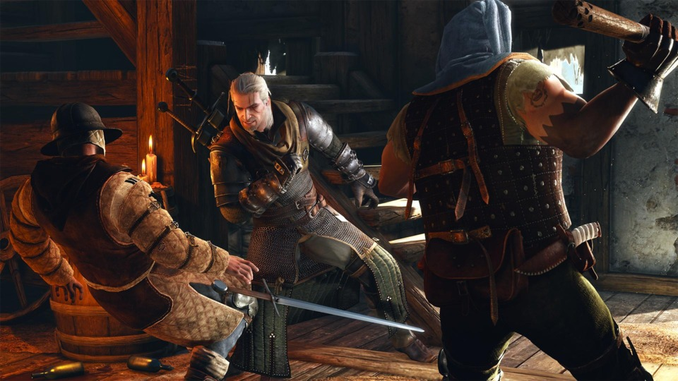 [Gaming Review] The Witcher 3: Wild Hunt Witche15