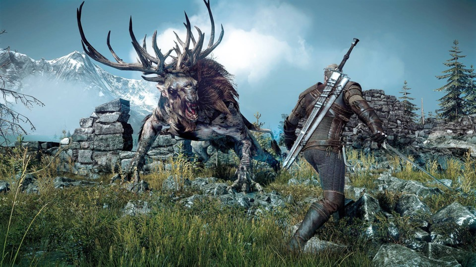 [Gaming Review] The Witcher 3: Wild Hunt Witche16