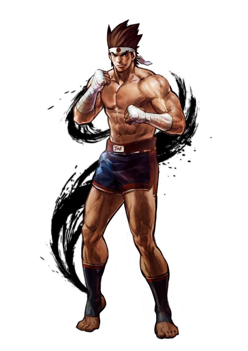 Pour vous qui est le meilleur personnage des jeux de combat SNK - Page 2 Image10