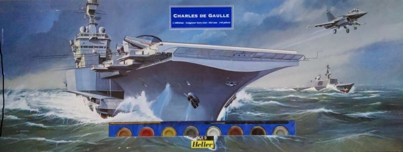 [1/400] P.A CHARLES DE GAULLE  0fefb810