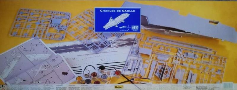 [1/400] P.A CHARLES DE GAULLE  Ea023810