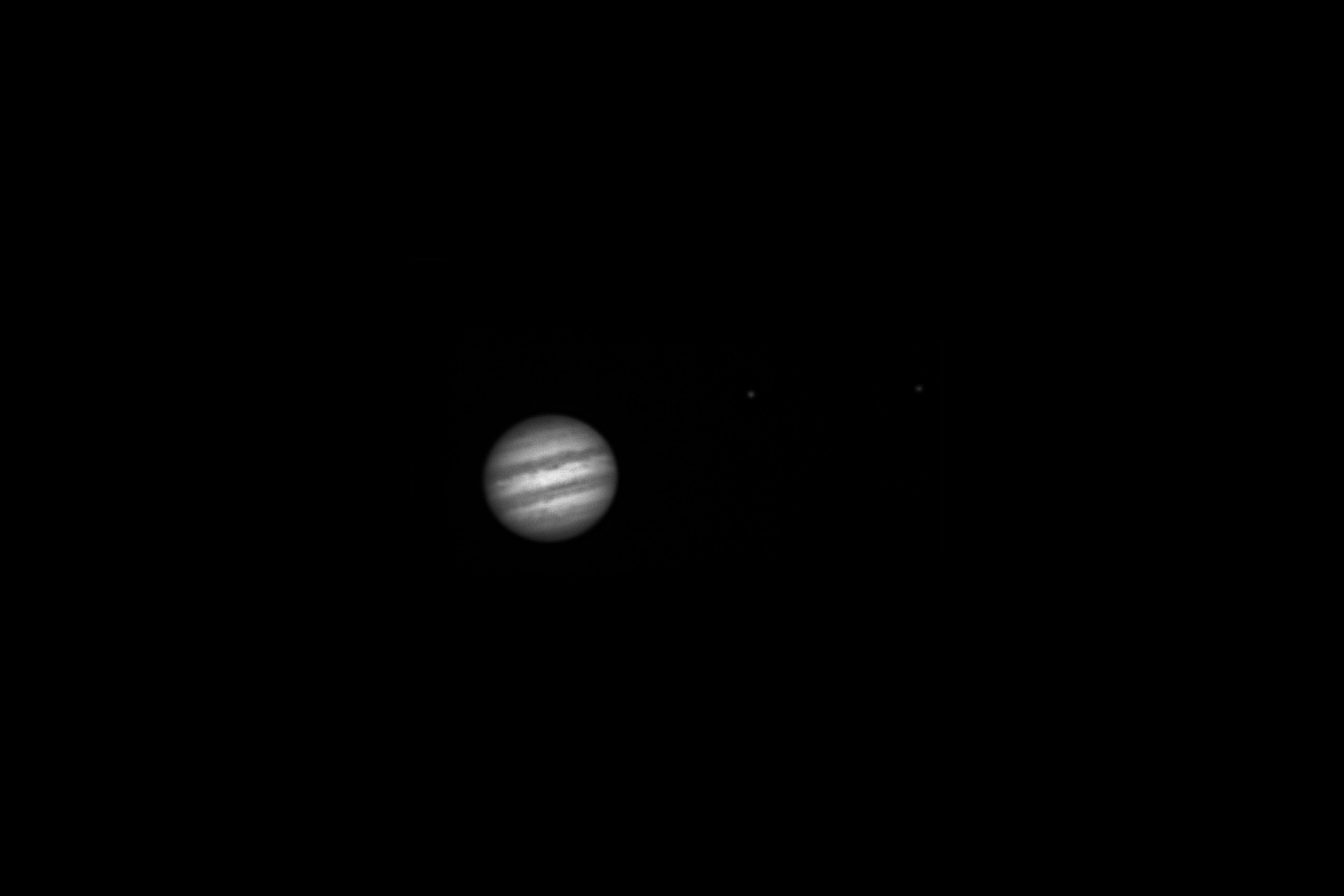 M81-82, et une jupiter  Jupite11