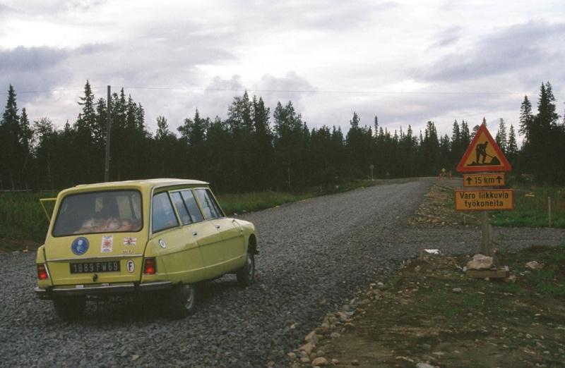 Proposition de voyages organisés...... Norvyg11