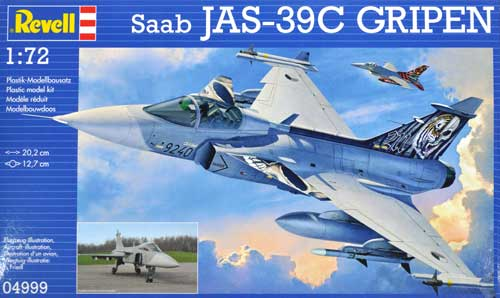 [REVELL] Saab JAS-39C GRIPEN 17622710