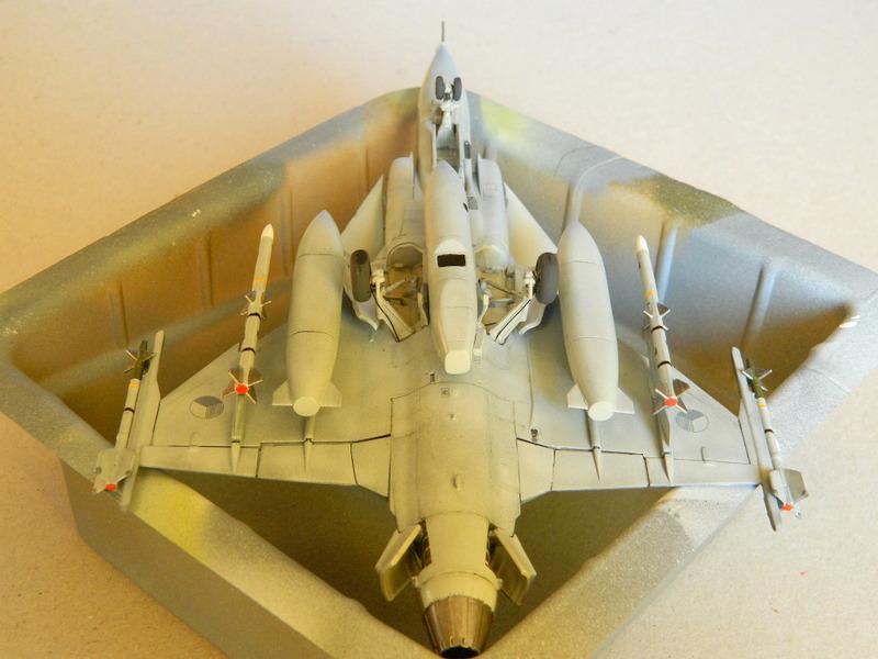 [REVELL] Saab JAS-39C GRIPEN Dscn4011