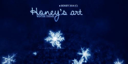 Honey's art {CLOSED} Winter10