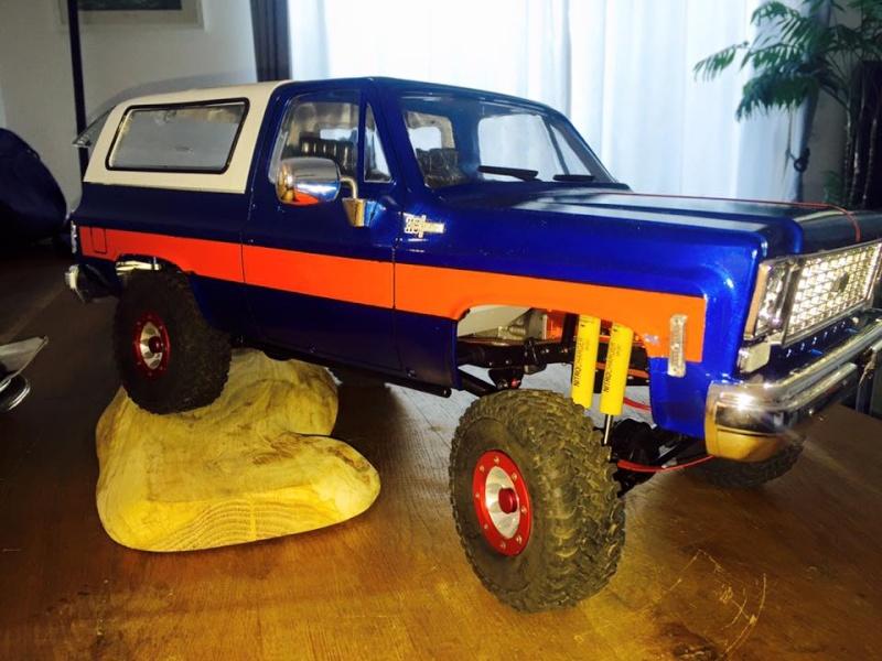 Chevrolet Blazer K5 - Chassis TF2 Blazer11