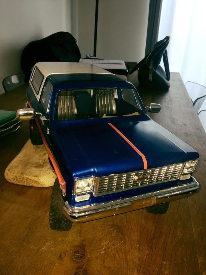 Chevrolet Blazer K5 - Chassis TF2 Blazer12