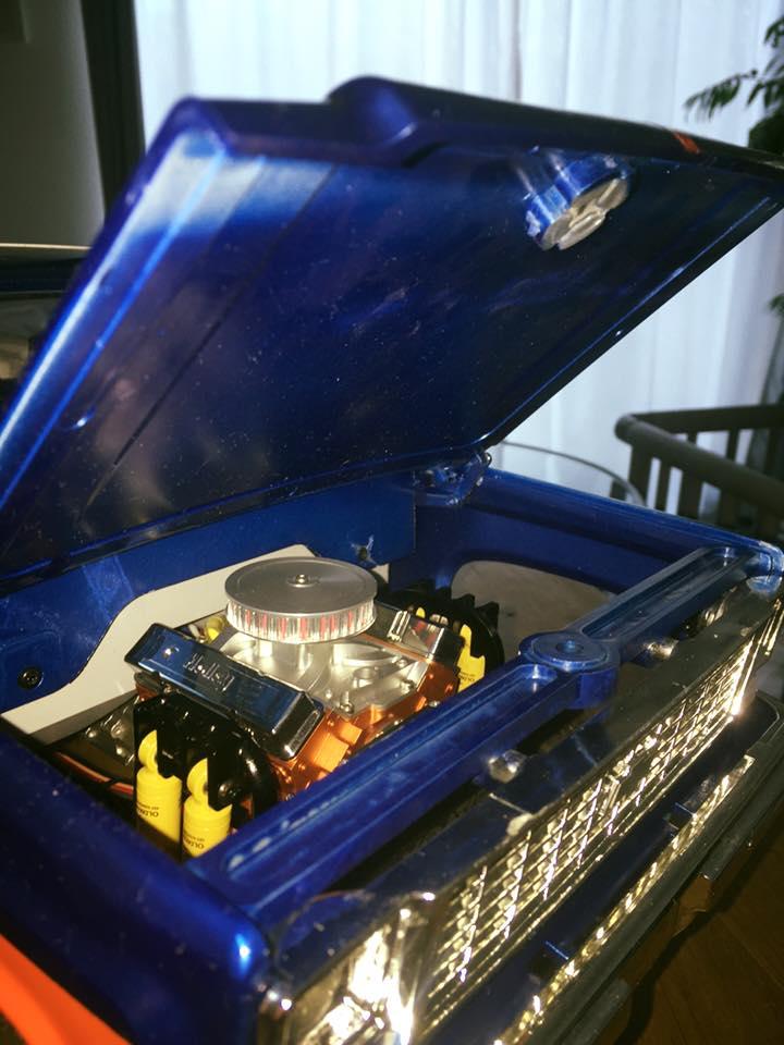 Chevrolet Blazer K5 - Chassis TF2 Blazer15