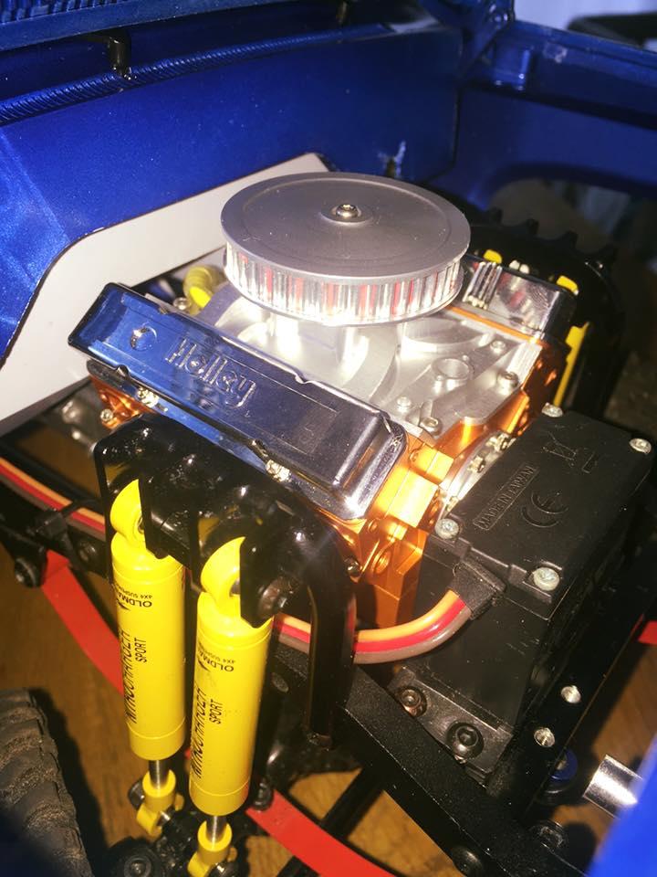 Chevrolet Blazer K5 - Chassis TF2 Blazer16