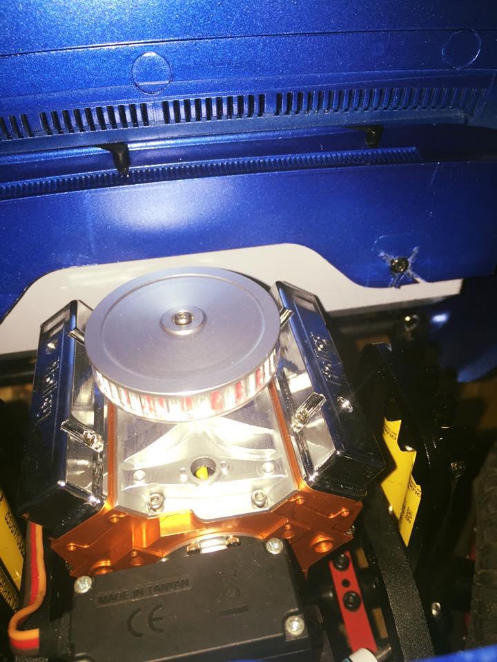 Chevrolet Blazer K5 - Chassis TF2 Blazer17