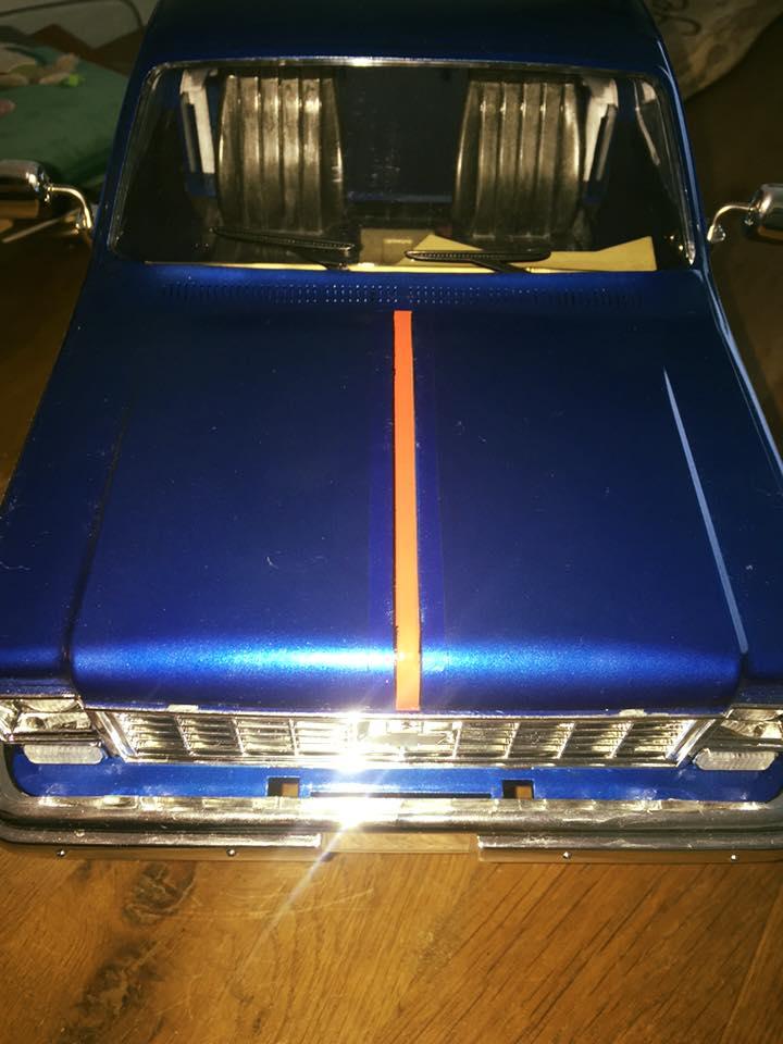 Chevrolet Blazer K5 - Chassis TF2 Blazer18