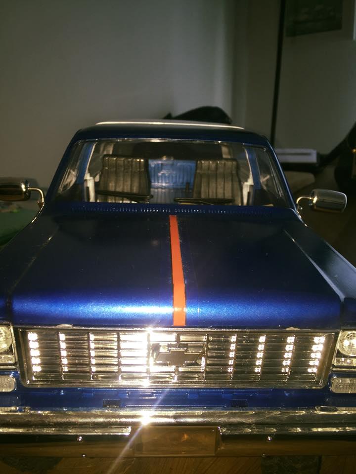 Chevrolet Blazer K5 - Chassis TF2 Blazer25