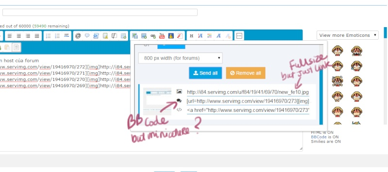 SERVIMG: Drag & Drop + Multiupload are now available for Forumotion forums ! New_fe12