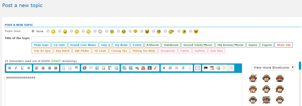 Topics tagged under phpbb2 on The forum of the forums New_ta10