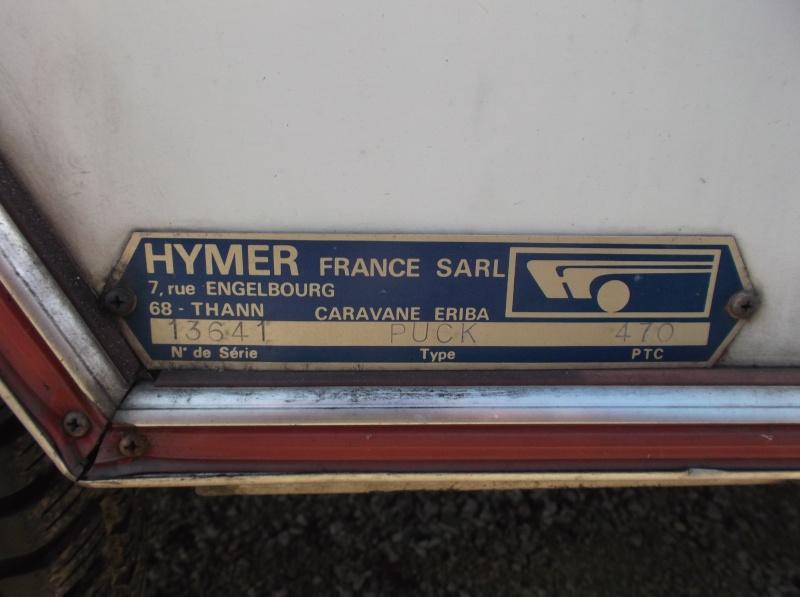 Plaque constructeur Eriba / Hymer [Post Photos] - Page 10 Dscf2010