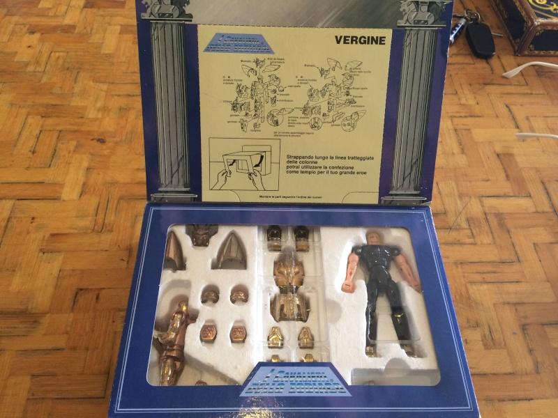 Vergine \ Virgo \ Shaka Giochi Preziosi seconda edizione italiana 1987 Img_0310