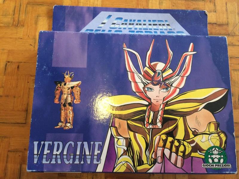 Vergine \ Virgo \ Shaka Giochi Preziosi seconda edizione italiana 1987 Img_0315
