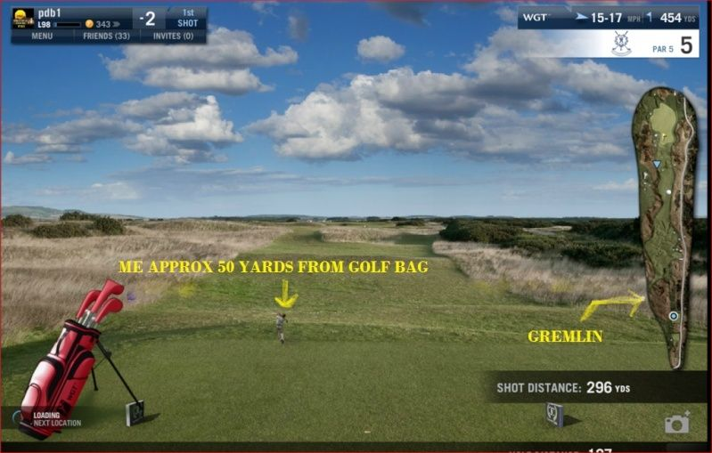 Bilko's Putting and Wind Calculator's Pygme_10