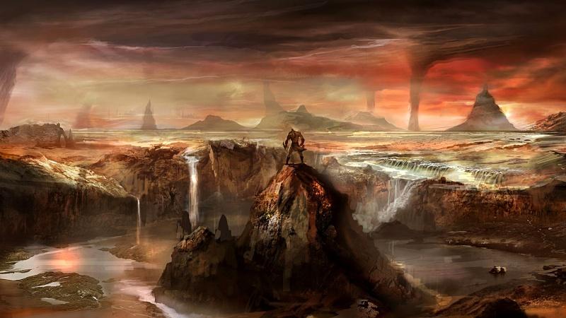 A la découverte de la fantasy God-of11