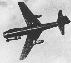 Avion Allemand Junkers Ju 287 Ju287110